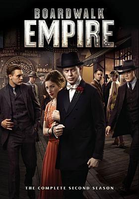 Cover image for Boardwalk empire. The complete second season [videorecording (DVD)]