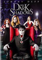 Cover image for Dark shadows [videorecording (DVD)]