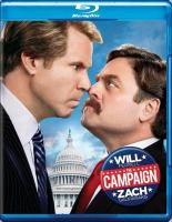 Cover image for The campaign [videorecording (Blu-ray)]