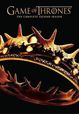 Cover image for Game of thrones. The complete second season [videorecording (DVD)]