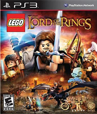 Cover image for LEGO The lord of the rings [electronic resource (video game)].
