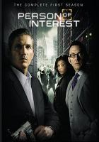 Cover image for Person of interest. The complete first season [videorecording (DVD)]