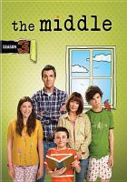 Cover image for The middle. Season 3 [videorecording (DVD)]