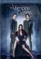 Cover image for The vampire diaries. The complete fourth season [videorecording (DVD)]