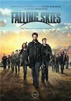 Cover image for Falling skies. The complete second season [videorecording (DVD)]