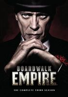 Cover image for Boardwalk empire. The complete third season [videorecording (DVD)]
