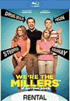 Cover image for We're the Millers [videorecording (Blu-ray)]