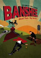 Cover image for Banshee. The complete first season [videorecording (DVD)]
