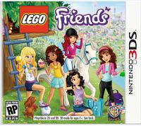 Cover image for LEGO Friends [electronic resource (video game)]