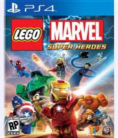 Cover image for LEGO Marvel super heroes [electronic resource (video game)].