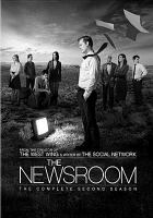 Cover image for The newsroom. The complete second season [videorecording (DVD)]