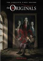 Cover image for The originals. The complete first season [videorecording (DVD)]