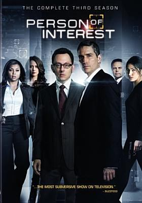 Cover image for Person of interest. The complete third season [videorecording (DVD)]
