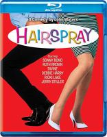 Cover image for Hairspray [videorecording (Blu-ray)]