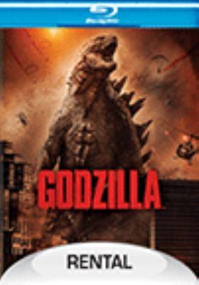 Cover image for Godzilla [videorecording (Blu-ray)]