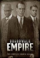 Cover image for Boardwalk empire. The complete fourth season [videorecording (DVD)]