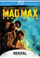 Cover image for Mad Max. Fury road [videorecording (Blu-ray)]