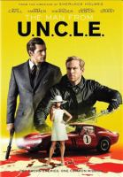Cover image for The man from U.N.C.L.E. [videorecording (DVD)]