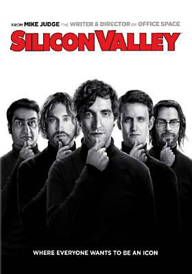 Cover image for Silicon Valley. The complete first season [videorecording (DVD)]