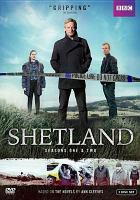 Cover image for Shetland. Seasons one & two [videorecording (DVD)]