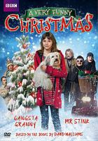 Cover image for A very funny Christmas [videorecording (DVD)].