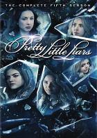 Cover image for Pretty little liars. The complete fifth season [videorecording (DVD)]
