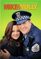 Cover image for Mike & Molly. The complete fifth season [videorecording (DVD)]