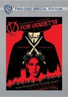 Cover image for V for Vendetta [videorecording (DVD)]