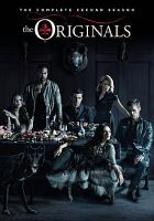 Cover image for The originals. The complete second season [videorecording (DVD)].