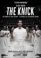 Cover image for The knick. The complete first season [videorecording (DVD)]
