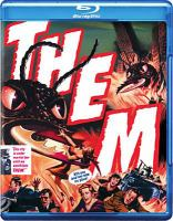 Cover image for Them! [videorecording (Blu-ray)]