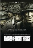 Cover image for Band of brothers [videorecording (DVD)]