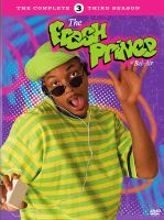 Cover image for The fresh prince of Bel-Air. The complete third season [videorecording (DVD)]