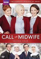 Cover image for Call the midwife. Season four [videorecording (DVD)]