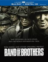 Cover image for Band of brothers [videorecording (Blu-ray)]