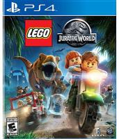 Cover image for LEGO Jurassic World [electronic resource (video game)].