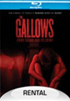 Cover image for The gallows [videorecording (Blu-ray)]