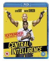 Cover image for Central intelligence [videorecording (DVD)]
