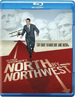 Cover image for North by northwest [videorecording (Blu-ray)]