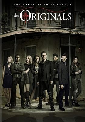 Cover image for The originals. The complete third season [videorecording (DVD)].