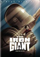 Cover image for The iron giant [videorecording (DVD)]