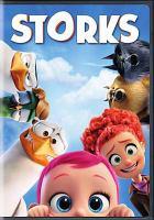 Cover image for Storks [videorecording (DVD)]