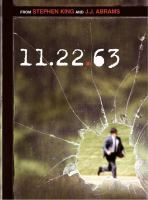 Cover image for 11.22.63 [videorecording (DVD)]