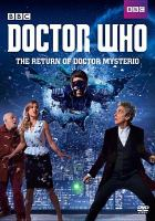 Cover image for Doctor who. The return of Doctor Mysterio [videorecording (DVD)].