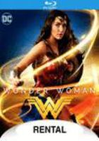 Cover image for Wonder Woman [videorecording (Blu-ray)]