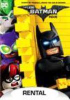 Cover image for The LEGO Batman movie [videorecording (DVD)]