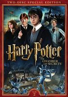 Cover image for Harry Potter and the Chamber of Secrets [videorecording (DVD)]