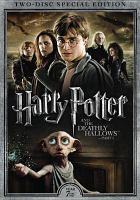 Cover image for Harry Potter and the deathly hallows. Part 1 [videorecording (DVD)]