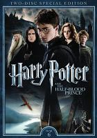 Cover image for Harry Potter and the Half-Blood Prince [videorecording (DVD)].