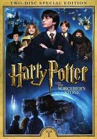 Cover image for Harry Potter and the Sorcerer's Stone [videorecording (DVD)]
